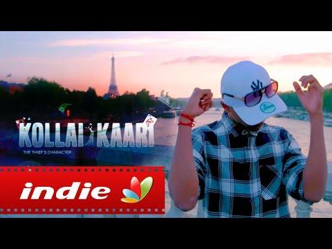 Kollai Kaari - Ahashe | Tamil Love Rap Album Song | Official Music Video
