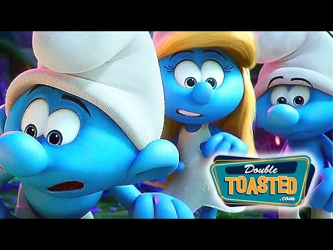 SMURFS THE LOST VILLAGE MOVIE REVIEW – Double Toasted Review