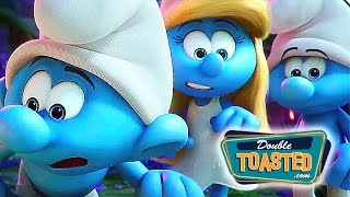 SMURFS THE LOST VILLAGE MOVIE REVIEW - Double Toasted Review