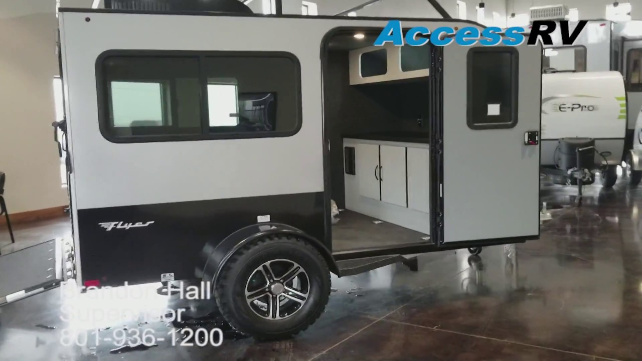 2018 Intech Flyer Xlt Explorer Lightweight Toy Hauler