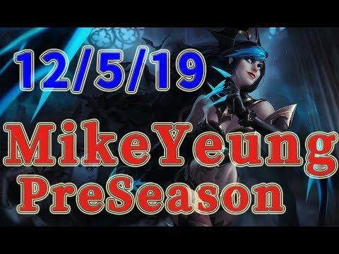 TSM MikeYeung Evelynn Jungle vs Nidalee Patch 7.24