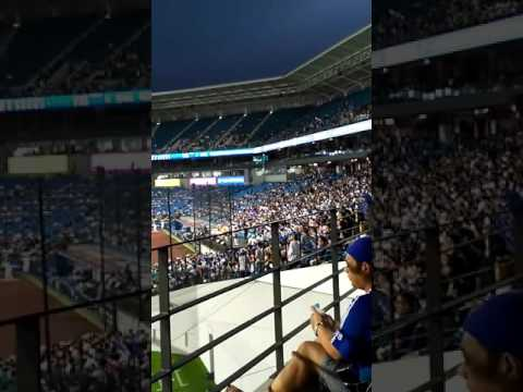 Samsung Lions cheers