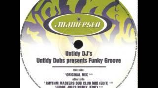 Untidy DJ