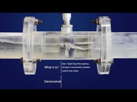 National Engineering Laboratory Multiphase Flow Demonstration