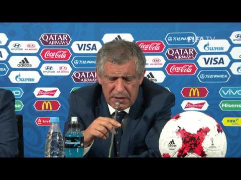 Match02 - POR v. MEX - Portugal Post-Match Press Conference