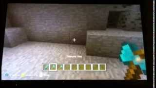 I found a diamond minecraft song