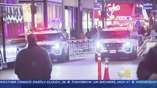 Security Increased Across NYC In Wake Of Port Authority Blast