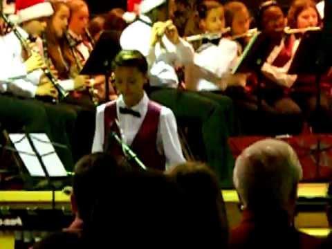 Phillipsburg Middle School Band( God Rest Ye Merry Mallets)?