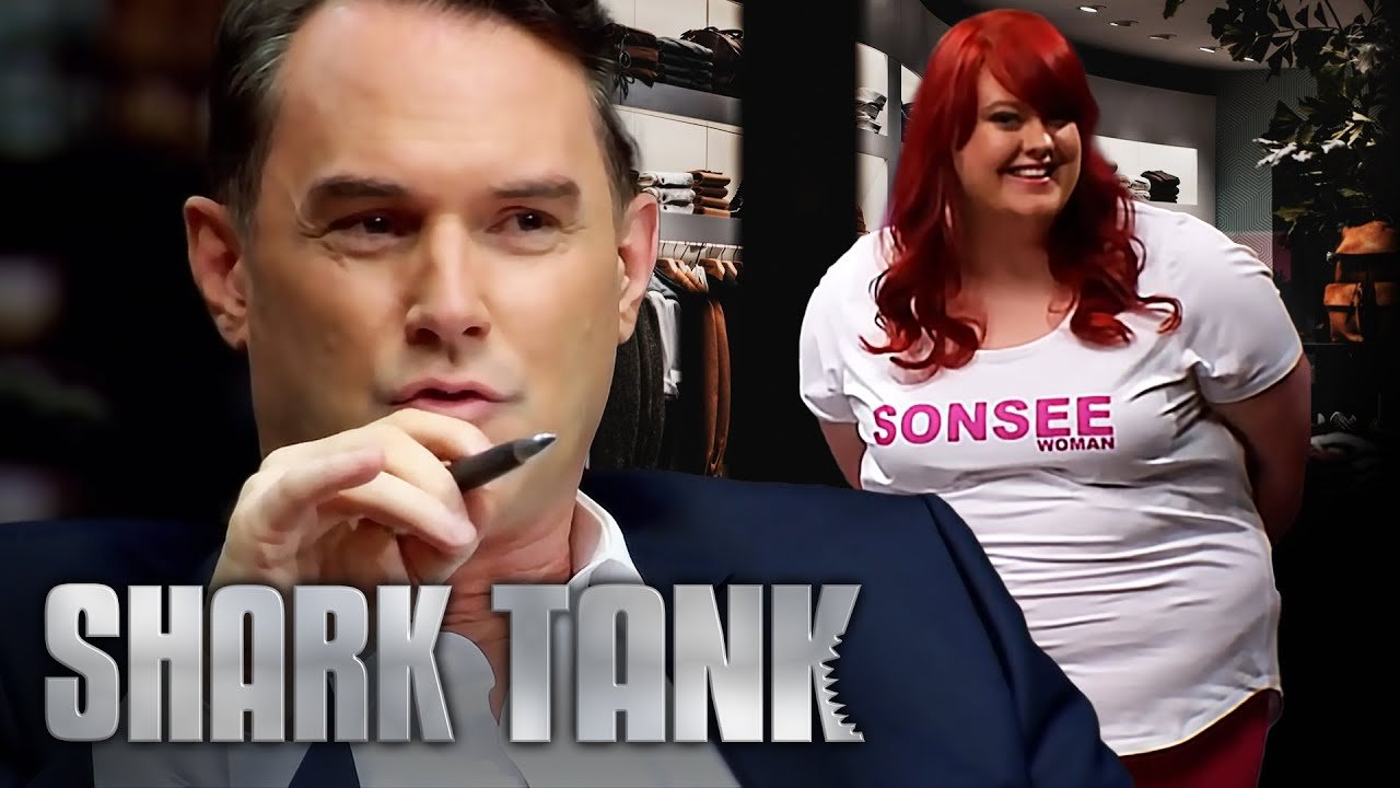Plus Size Hosiery's Measly $50K Investment Won't Stretch Far! | Shark Tank AUS