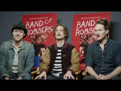 Band of Robbers: Aaron Nee, Matthew Gray Gubler Exclusive Interview