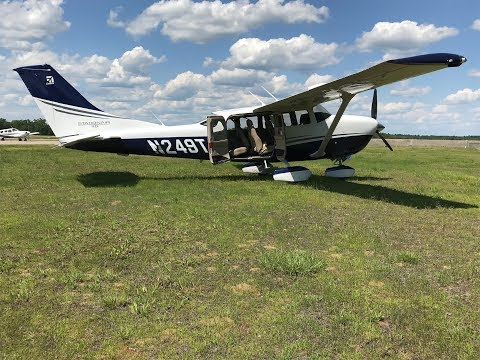 Cessna T206H HD Stationair Demo YouTube