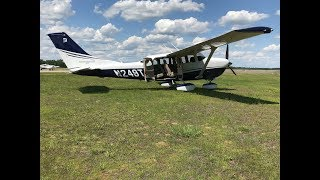 Cessna T206H HD Stationair Demo