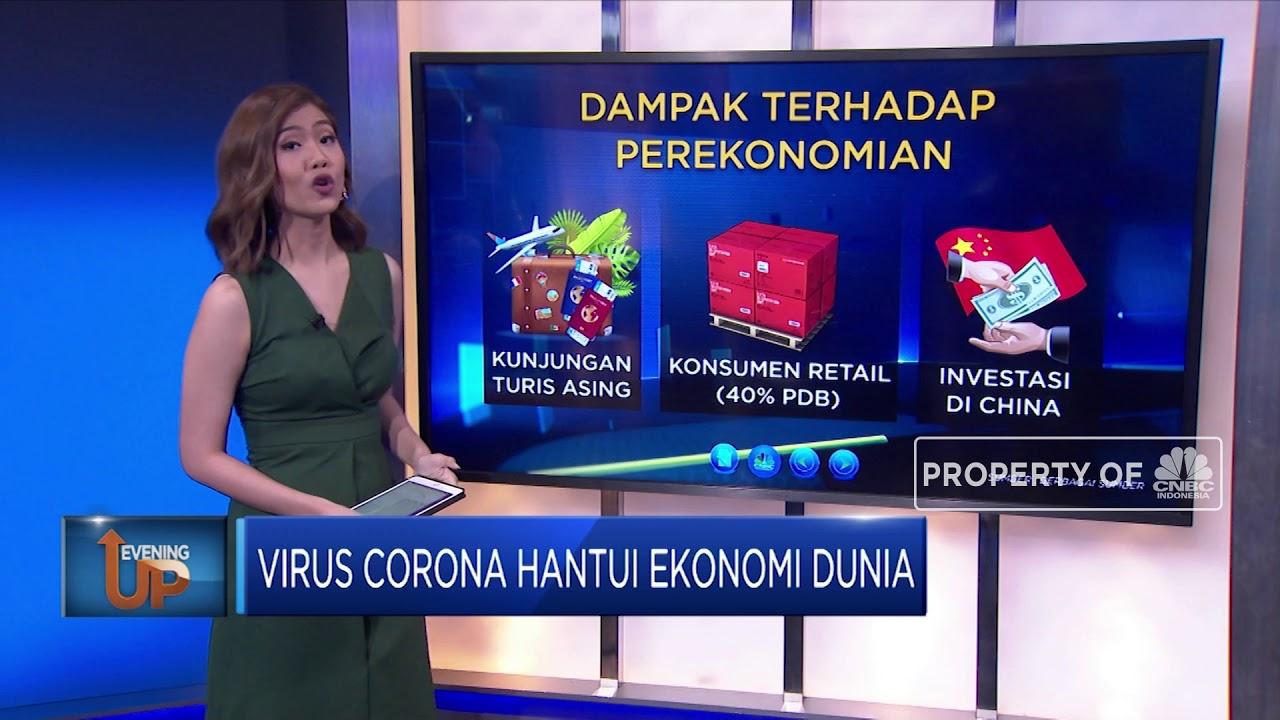 Corona Virus China Hantui Ekonomi Global