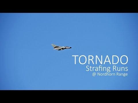 Tornado Strafing Run - Nordhorn Range