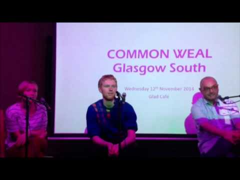 Common Weal Glasgow South first meeting