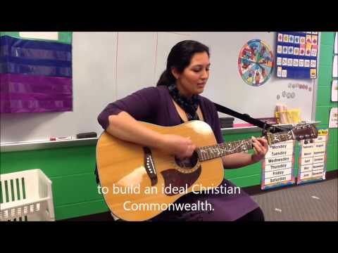 William Penn Song by Sara Vogt