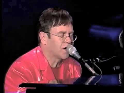 Elton John - Candle in the Wind - Live at the Greek Theatre (1994)