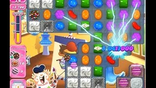 Candy Crush Saga Level 1574 ★★★ NO BOOSTER