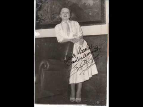 Edith Piaf - Tu es partout (la version rare)
