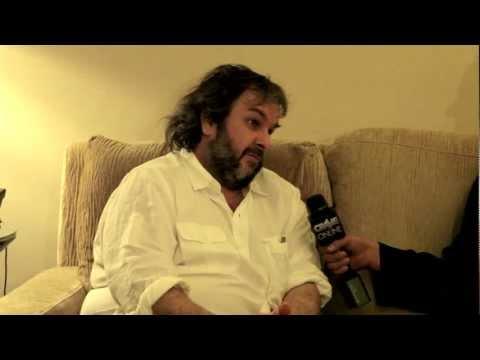 Comic-Con 2012 - Peter Jackson Interview