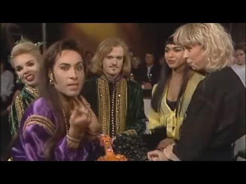Army of Lovers - 1991 Interview (Translation / Subtitles)