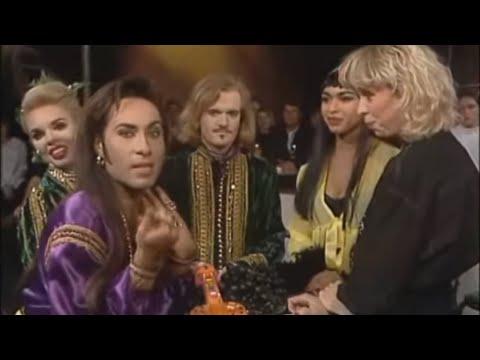 Army of Lovers vs. La Camilla  TV Fight  1991  Translation  Subtitles