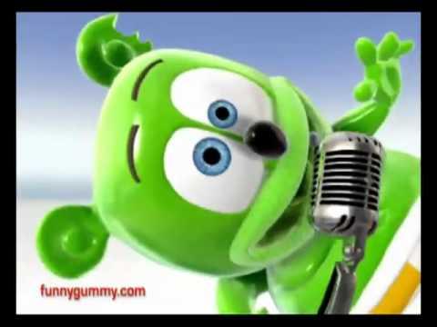 Je mappelle Funny Bear  Full French Version  Gummy Bear Songflv