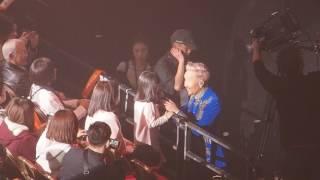 鄭中基Play It Again世界巡迴演唱會香港站 25.鄭中基女兒唱新年歌