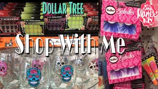 Come With Me To Dollar Tree - Halloween Decor, Halloween Costumes and Fall Decor
