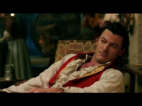 """Gaston"" Clip - Disney's Beauty and the Beast"