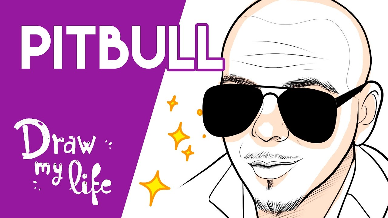 PITBULL - Draw My Life