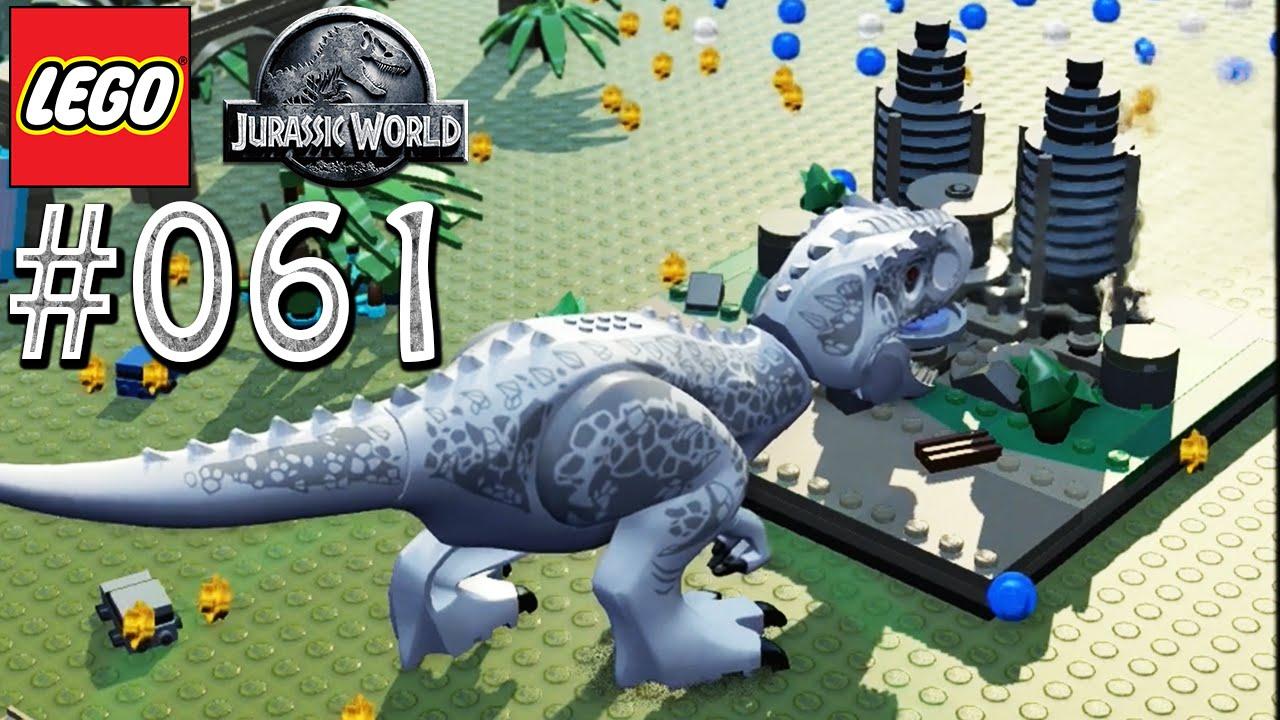 Lego Jurassic World Film Deutsch
