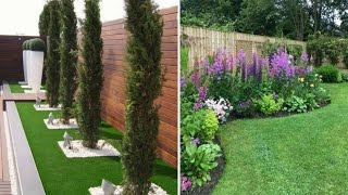 Gambar cover 100 Ideas for garden landscaping design, front yard landscaping ideas 2020