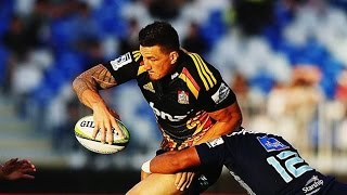 "Sonny Bill Williams Tribute Chiefs 2015 HD "" The Offloads Master"" [SUPER RUGBY 2015 Highlights]"