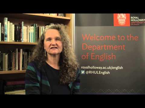 English & Drama at Royal Holloway, University of London