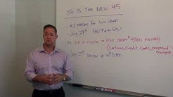 Conventional Loan Changes July 29 2017 For Debt To Income Ratio Huge! Aaron DeHart | (775)379-5012