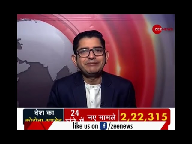 Corona spreading in children, is it third wave of Covid-19? Dr. Ravi Malik on Zee News