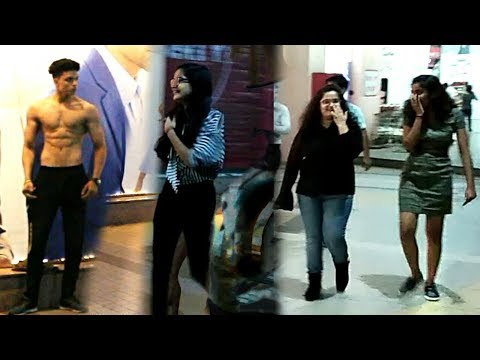 When Fitness Freak Goes Shirtless in Public 💪 | INDIA