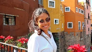 FIRST IMPRESSIONS OF GUANAJUATO!- Mexico's Most Beautiful City? (Mexico Travel Vlog)