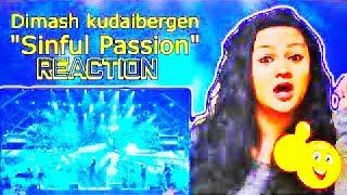 """Dimash Kudaibergen"" - Sinful Passion"" Singers Reaction"