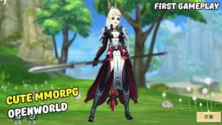 Martial arts biography New Cute MMORPG Openworld Android Gameplay