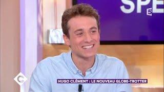 Hugo Clément, le nouveau globe-trotter - C à Vous - 26/01/2018