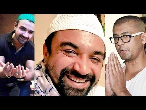 Ajaz Khan Stop Interview becouse of azaanएजाज़ खान ने अज़ान के लिए इंटरव्यू को रुकवाया