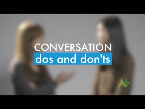 Learn English: Conversation Dos and Don'ts - Australia Plus