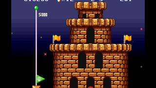 Super Mario All-Stars - The lost Levels :: Ending (Vizzed.com Play) - User video