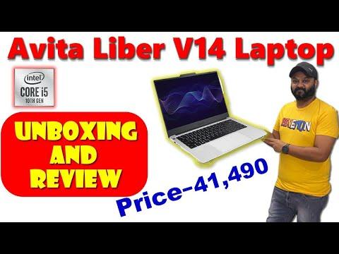 Avita Liber V14 Laptop slim, light weight, 10 hours battery, Fingerprint Reader- Rs. 41,490