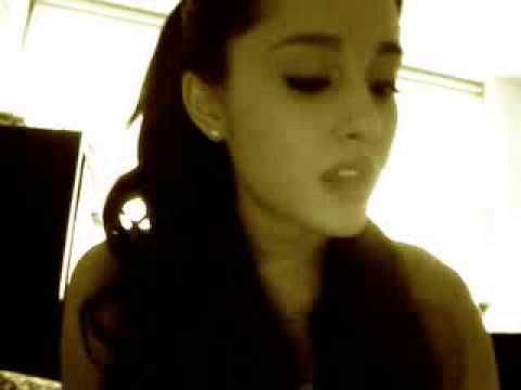 Ariana Grande live chat 2-24-13