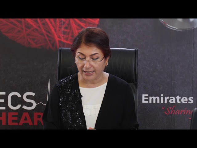 Dr.  Nooshin Bazargani talks about CardioVascular in women (risk factors)