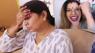 Epic PRANK on MOTHER in LAW | Day 4 | Ganpati 2020 | Ss vlogs :-)
