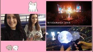 BTS in Berlin 16.10.2018 KONZERT Vlog Part 2 LOVE YOURSELF TOUR